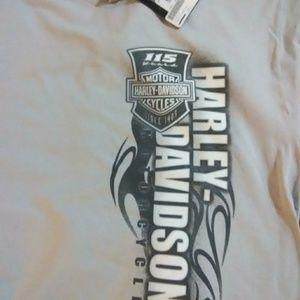 Harley Davidson Long sleeves shirt